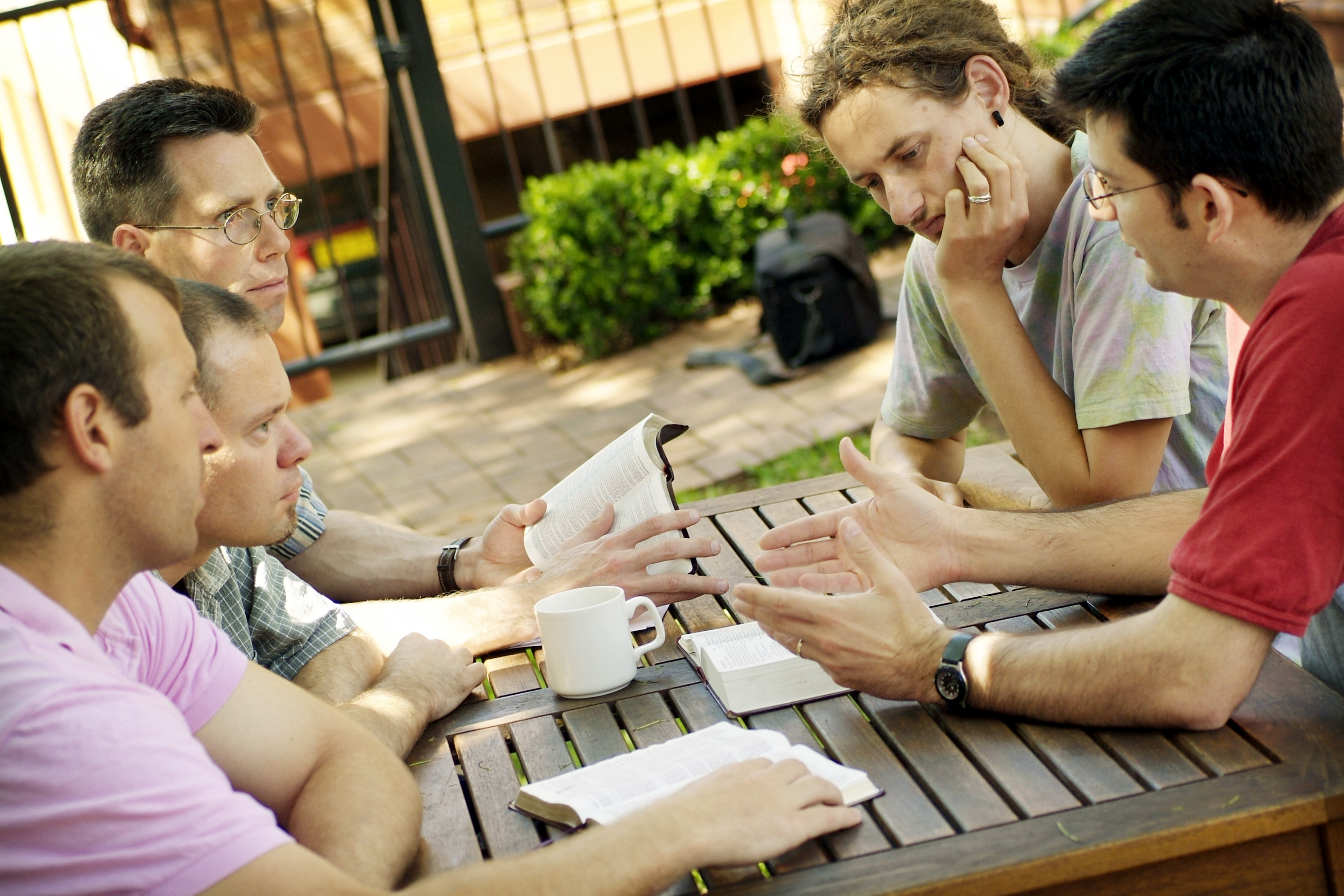 Students at Sydney Missionary and Bible College