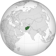 Country: Afghanistan