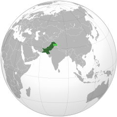 Country: Pakistan