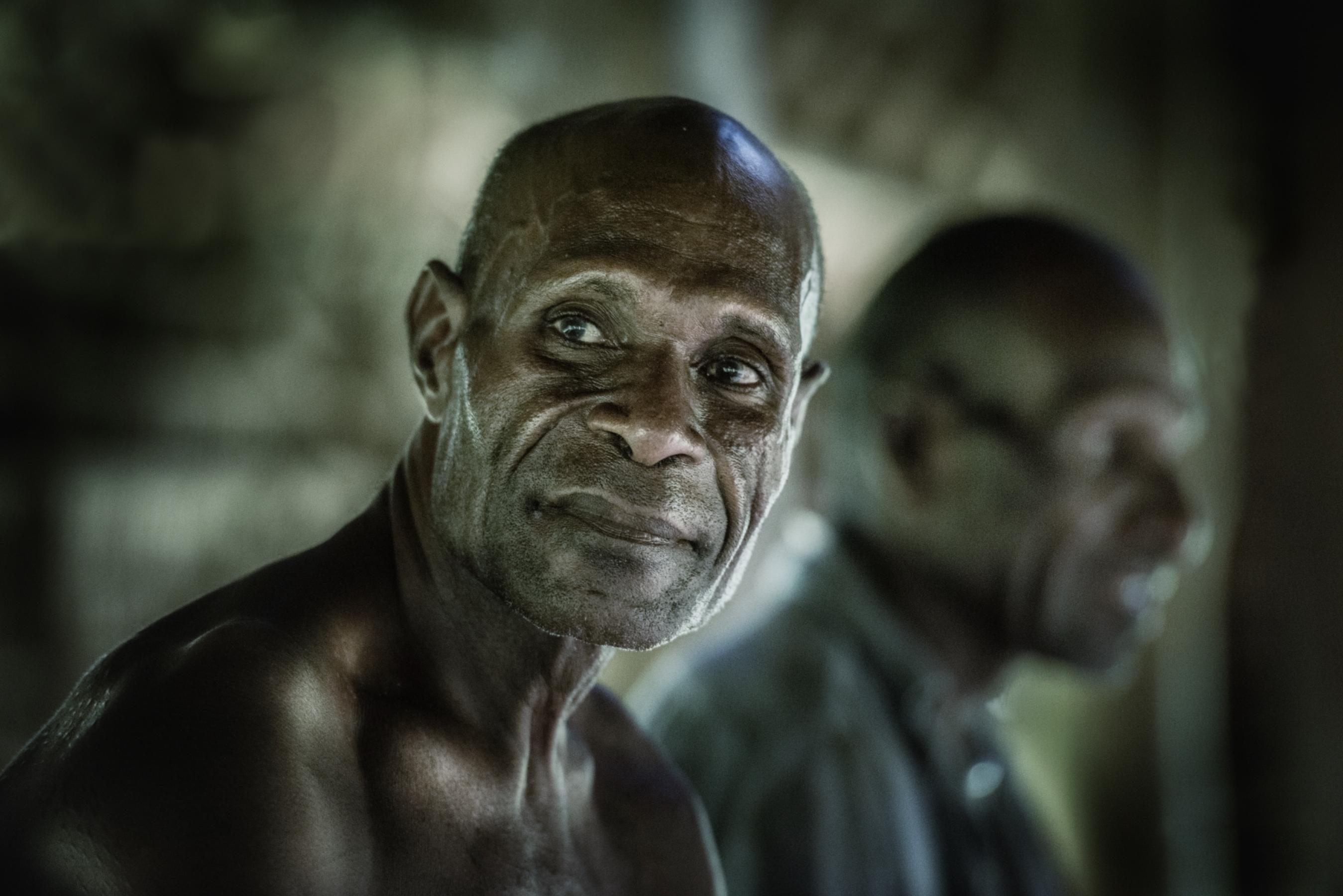 Animist of Papua New Guinea