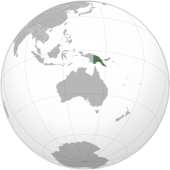 Country: Papua New Guinea