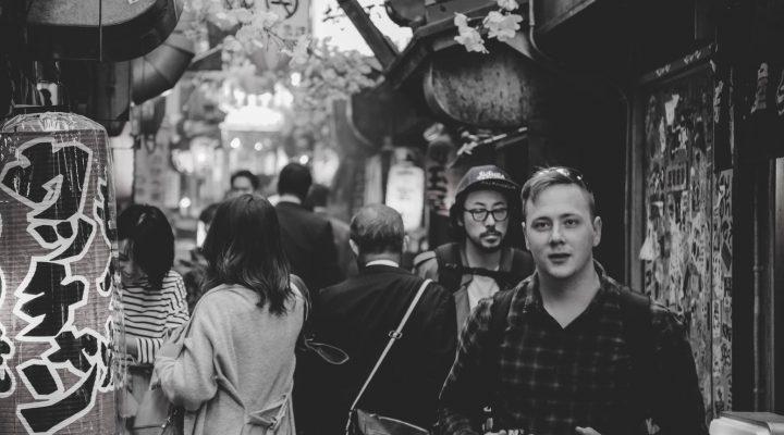 Justin Canavan, Media Missionary to Japan