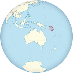 Country: Solomon Islands
