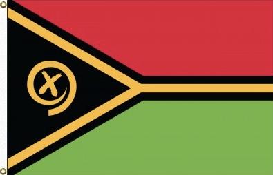 Vanuatu Nylon Flags