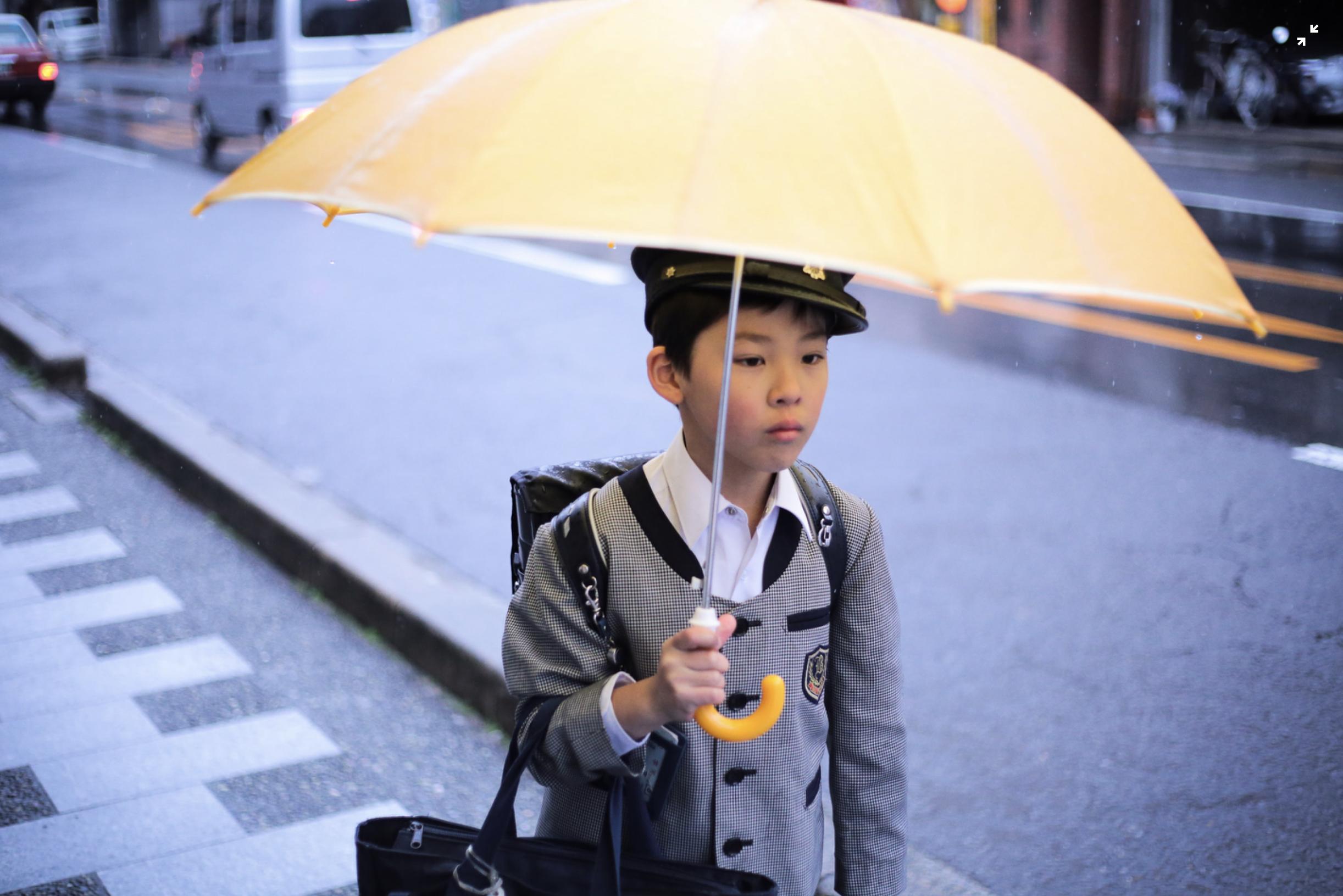 Japanese Boy - Kyoto Prefecture