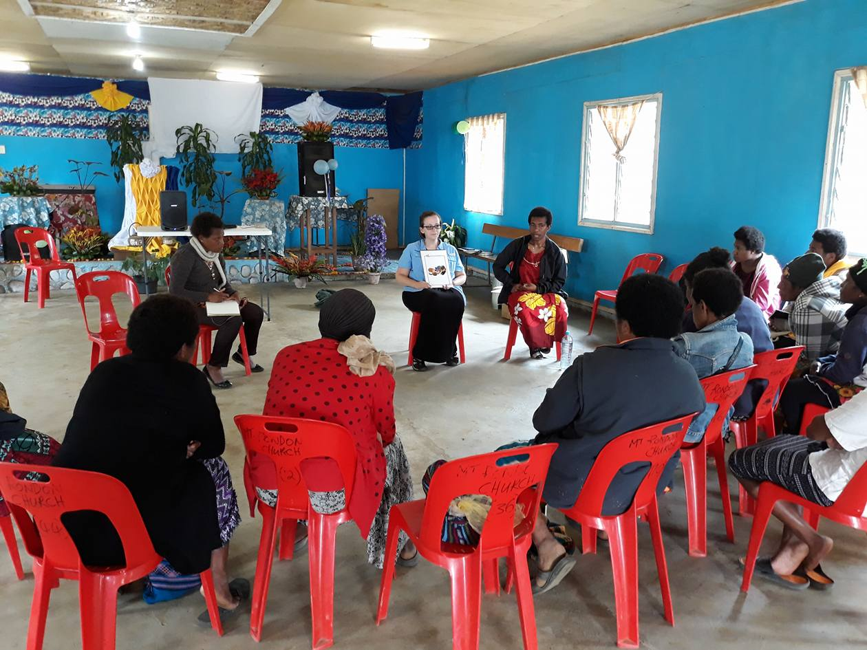 HIV/AIDS Prevention Classes