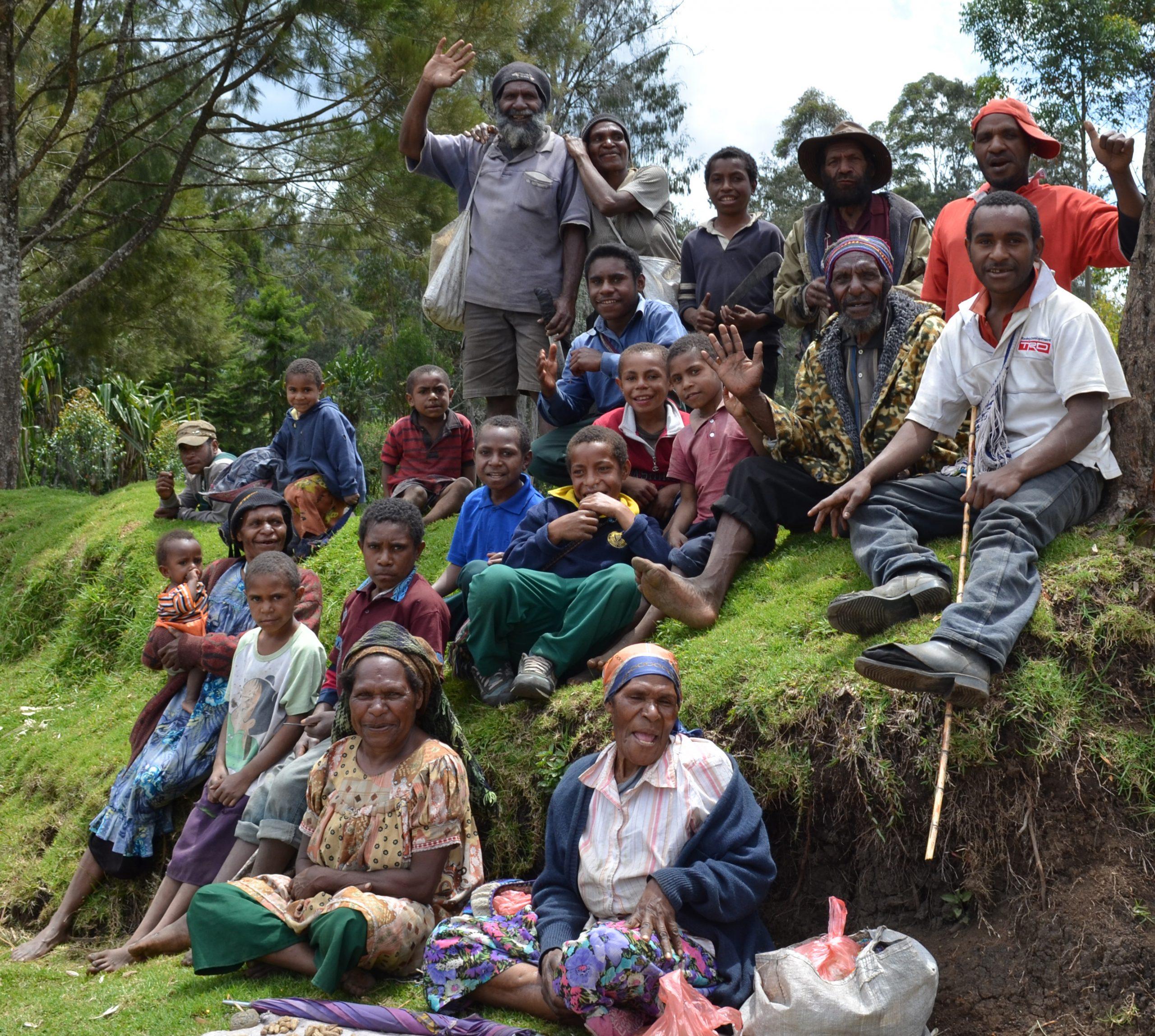 People of Papua New Guinea