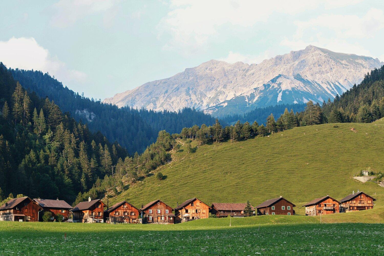 Obsersaxon, Switzerland