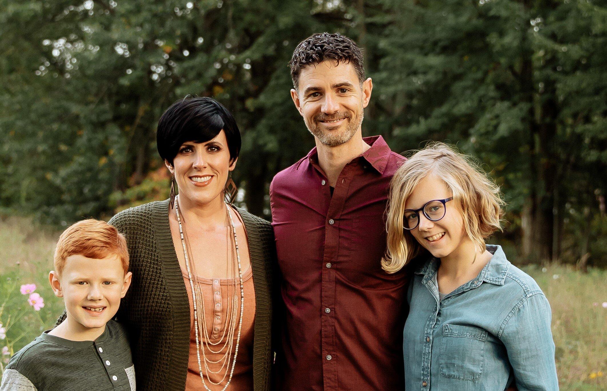 The Stetz Family